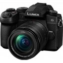 Цифровая фотокамера Panasonic DMC-G90 Kit + объектив 12-60mm Black (DC-G90MEE-K)
