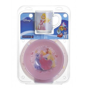 Набор Luminarc Disney Princess Beauties H1492 /3 пр.