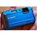 Цифровая фотокамера Panasonic LUMIX DMC-FT30EE-A (синий)