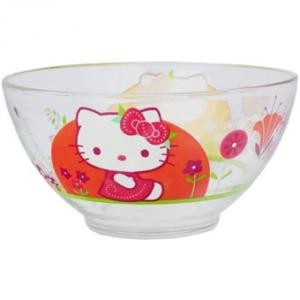 Пиала Luminarc HELLO KITTY nordic flower/500 мм H9227