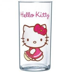 Стакан Luminarc HELLO KITTY sweet pink /270мл H5481